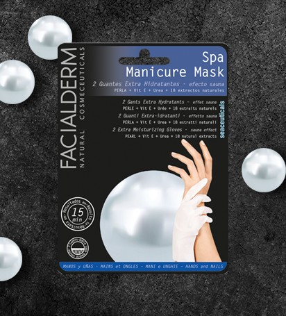 SPA MANICURE MASK - Perla